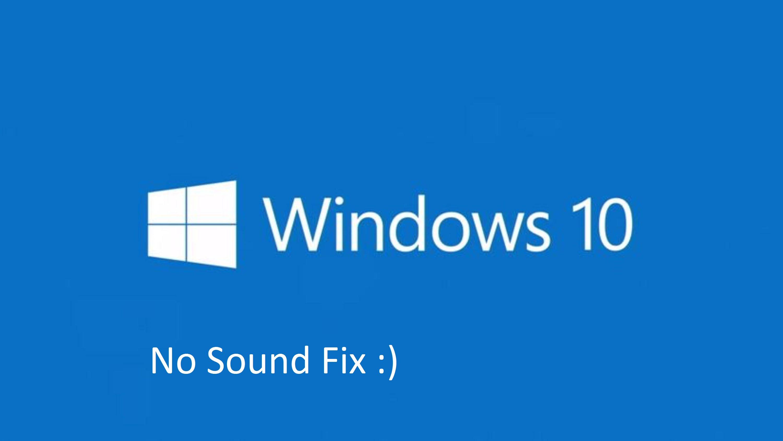 windows 10 audio crackling