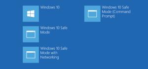 exit safe mode windows 10